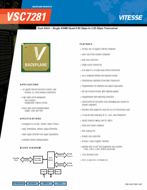 VSC7281 image